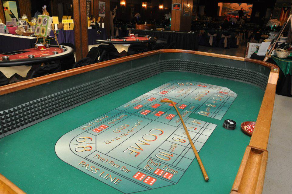 How to play craps vegas style